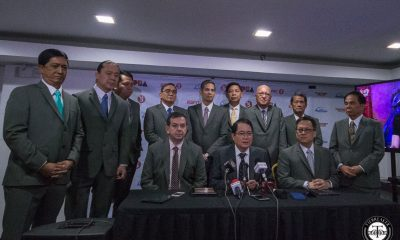 Tiebreaker Times Ricky Vargas says Philippines might face sanctions for Asiad pullout Basketball Gilas Pilipinas News PBA POC/PSC  Ricky Vargas Philippine Olympic Committee Gilas Elite 2018 Asian Games-Basketball 2018 Asian Games