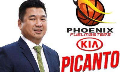 Tiebreaker Times Reports: Phoenix's Dennis Uy set to acquire Kia Basketball News PBA  Phoenix Fuel Masters PBA Transactions PBA Season 43 Kia Picanto Dennis Uy 2017-18 PBA Philippine Cup