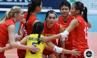 Tiebreaker Times Kim Fajardo wants locals to shine come Finals News PSL Volleyball  Kim Fajardo F2 Logistics Cargo Movers 2017 PSL Season 2017 PSL Grand Prix