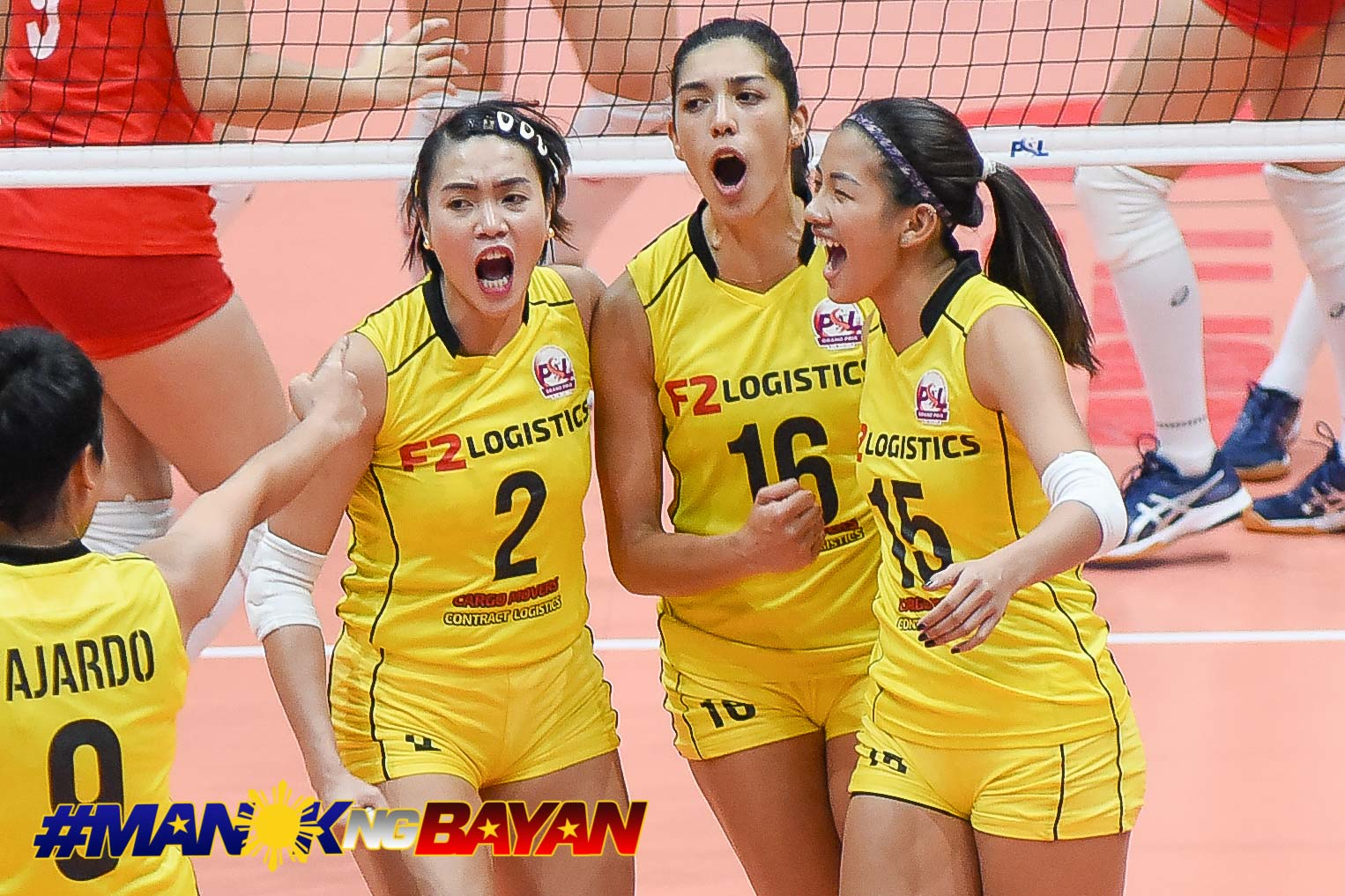 Philippine Sports News - Tiebreaker Times Ramil de Jesus sees simple solution for Cargo Movers: 'Kailangan lang namin pumasa' News PSL Volleyball  Ramil De Jesus F2 Logistics Cargo Movers 2017 PSL Season 2017 PSL Grand Prix