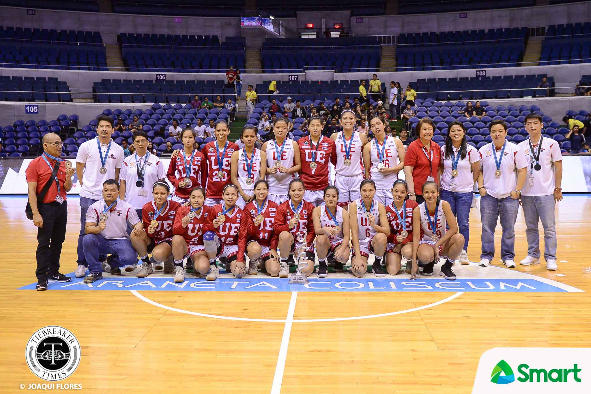 UAAP-80-Women-NU-vs.-UE-1575 Graduating seniors, Aileen Lebornio laud valiant UE after Finals loss to NU Basketball News UAAP UE  - philippine sports news