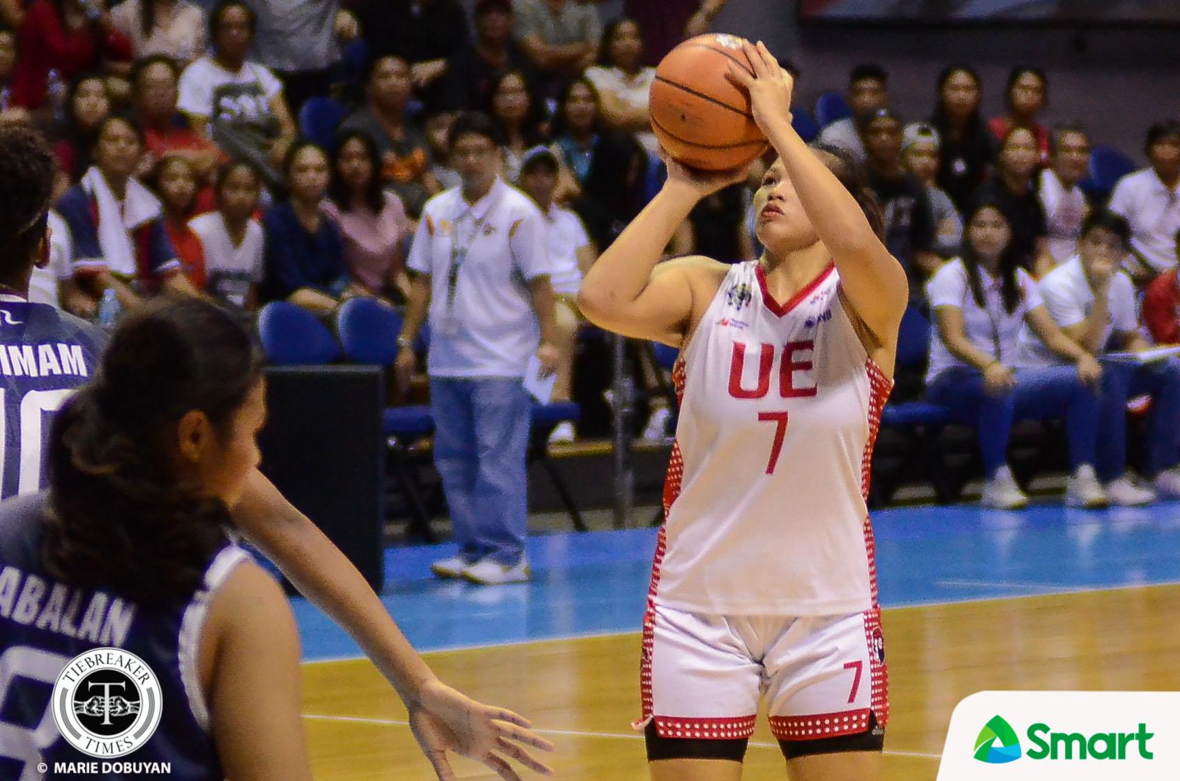 UAAP-80-Womens-Final-NU-UE-Chan-8586 Graduating seniors, Aileen Lebornio laud valiant UE after Finals loss to NU Basketball News UAAP UE  - philippine sports news