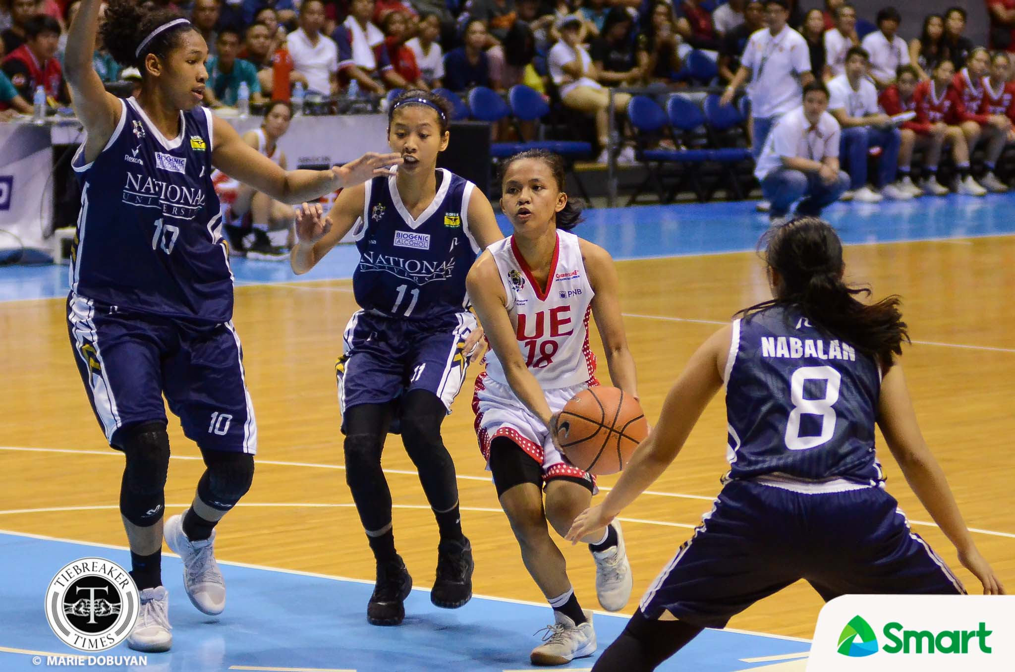 UAAP-80-Womens-Final-NU-UE-Tacula-8590 Graduating seniors, Aileen Lebornio laud valiant UE after Finals loss to NU Basketball News UAAP UE  - philippine sports news