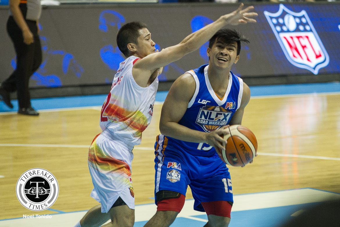 Philippine Sports News - Tiebreaker Times Kiefer Ravena regrets dismal showing versus Phoenix: 'It's my fault' Gilas Pilipinas News PBA  PBA Season 43 NLEX Road Warriors Kiefer Ravena 2017-18 PBA Philippine Cup