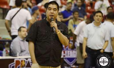Philippine Sports News - Tiebreaker Times Willie Marcial unanimously voted as PBA commissioner Basketball News PBA  Willie Marcial Ricky Vargas PBA Season 43 2017-18 PBA Philippine Cup