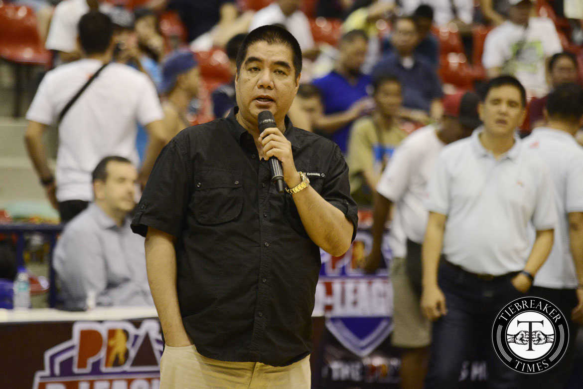 Marcial promoted to full-time PBA