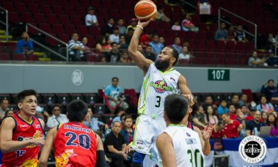 Tiebreaker Times Stanley Pringle effort finally pays off, leads Globalport upset of Rain or Shine Basketball News PBA  Stanley Pringle Rain or Shine Elasto Painters Pido Jarencio PBA Season 43 Maverick Ahanmisi Mark Borboran Kelly Nabong Globalport Batang Pier Gabe Norwood Caloy Garcia Bradwyn Guinto 2017-18 PBA Philippine Cup