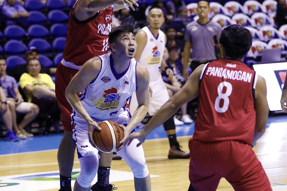 d4d950caa48f Tiebreaker Times Hotshots embarrass Picanto with another 47-point rout  Basketball News PBA Ronald Tubid