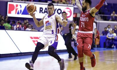 Tiebreaker Times '70 percent' Jio Jalalon provides spark for Hotshots Basketball News PBA  PBA Season 43 Magnolia Hotshots Jio Jalalon 2017-18 PBA Philippine Cup