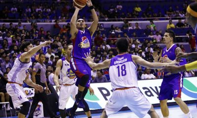 Tiebreaker Times Paul Lee feels sprained ankle won't turn into something serious Basketball News PBA  PBA Season 43 Paul Lee Magnolia Hotshots 2017-18 PBA Philippine Cup