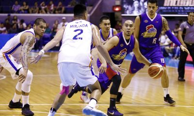 Tiebreaker Times Paul Lee sings high praises for rookie Kiefer Ravena: 'Hinog na hinog na talaga' Basketball News PBA  PBA Season 43 Paul Lee Magnolia Hotshots Kiefer Ravena 2017-18 PBA Philippine Cup