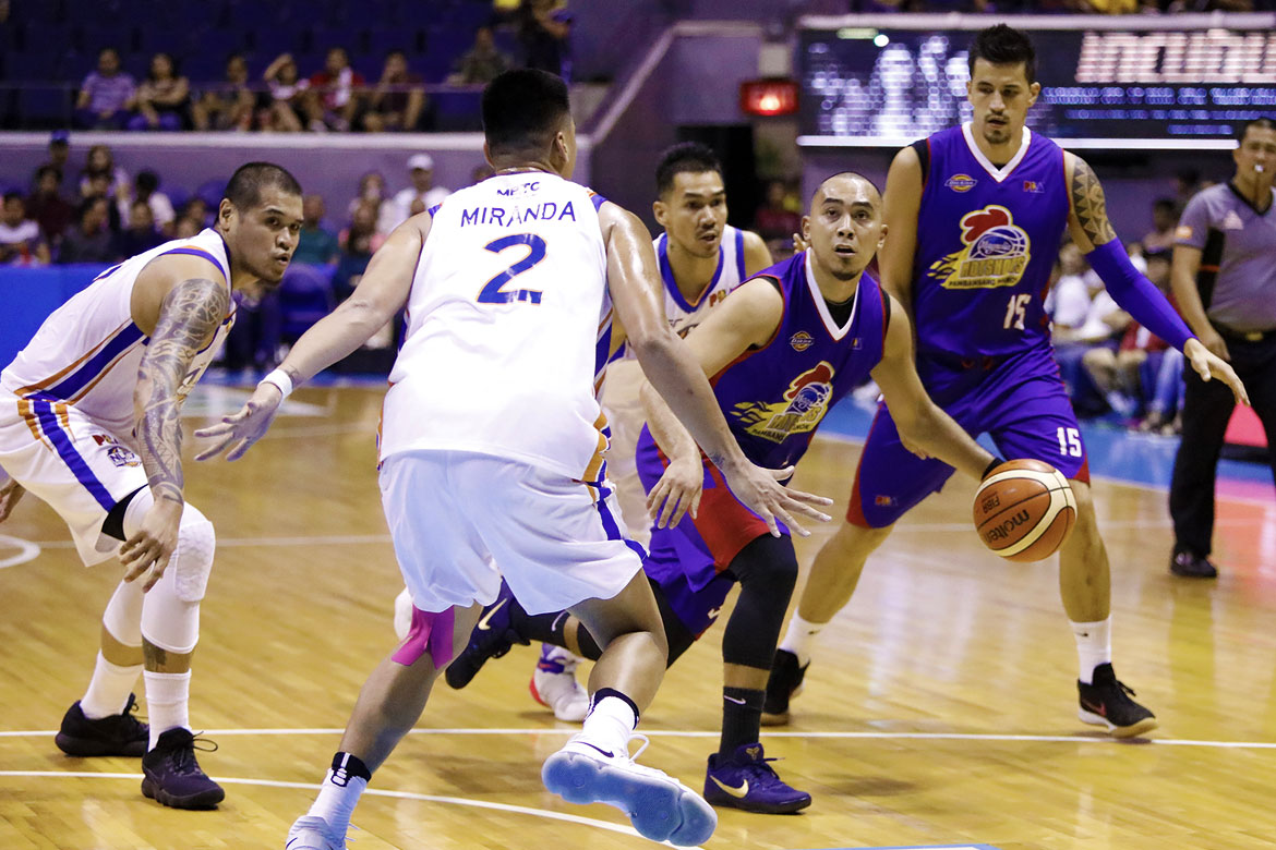 Philippine Sports News - Tiebreaker Times Paul Lee sings high praises for rookie Kiefer Ravena: 'Hinog na hinog na talaga' Basketball News PBA  PBA Season 43 Paul Lee Magnolia Hotshots Kiefer Ravena 2017-18 PBA Philippine Cup