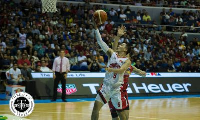 Philippine Sports News - Tiebreaker Times LA Tenorio lauds Ginebra's supporting cast for stepping up Uncategorized