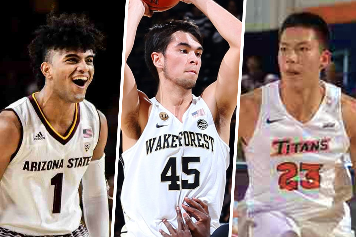 Tiebreaker Times Who are the three Fil-Ams in the 23 for 2023 list? Basketball Gilas Pilipinas News  Troy Rike Remy Martin Dwight Ramos 2023 FIBA World Cup