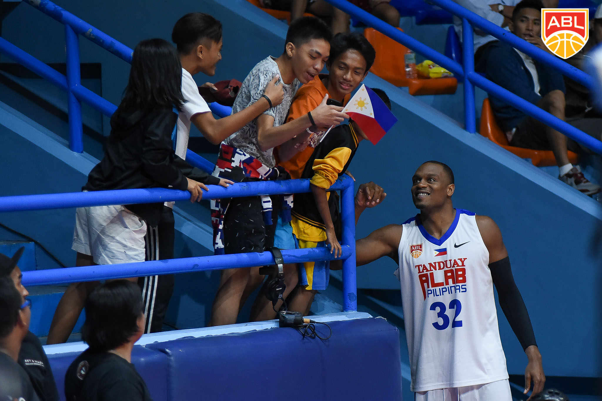 Tiebreaker Times Justin Brownlee on why he keeps on returning: 'It's the greatest place I've played in the world' ABL Alab Pilipinas Basketball News  Justin Brownlee 2017-18 ABL Season