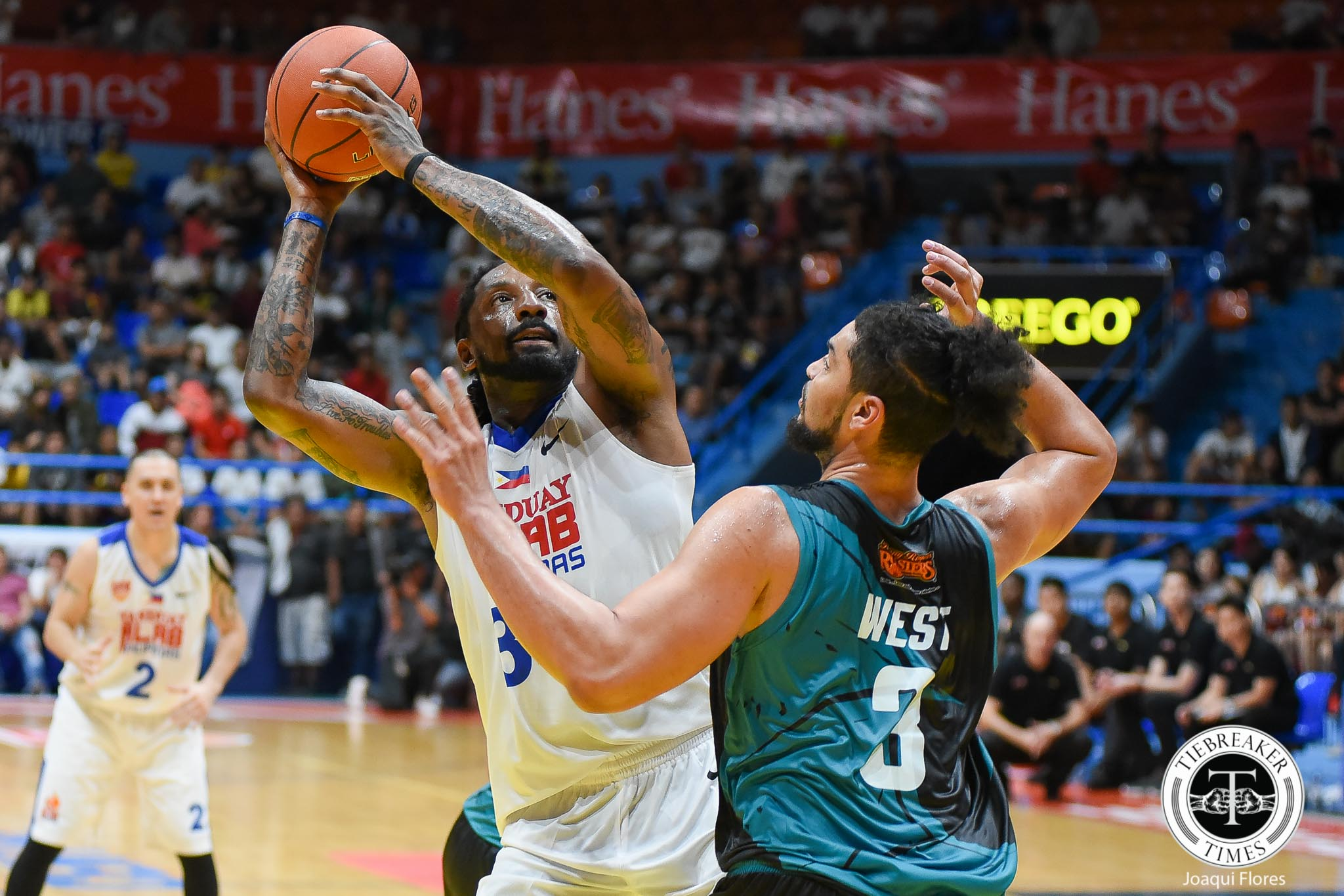 Philippine Sports News - Tiebreaker Times Jimmy Alapag looks back on history with Justin Brownlee, Renaldo Balkman ABL Alab Pilipinas Basketball News  Renaldo Balkman Justin Brownlee Jimmy Alapag 2017-18 ABL Season