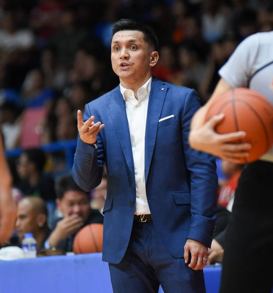 Tiebreaker Times Jimmy Alapag will come back: 'This isn't goodbye. It's just see you again' ABL Alab Pilipinas Basketball News PBA  Jimmy Alapag