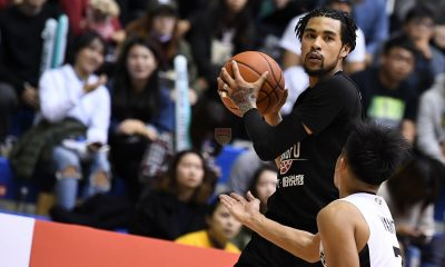 Tiebreaker Times Mikh McKinney plays all 40 minutes as Chong Son escapes Formosa ABL Basketball News  Sung Wei Wu Ronnie Aguilar Mikhael McKinney Justin Howard Formosa Dreamers Chongson Kung Fu Caelan Tiongson Anthony Tucker 2017-18 ABL Season