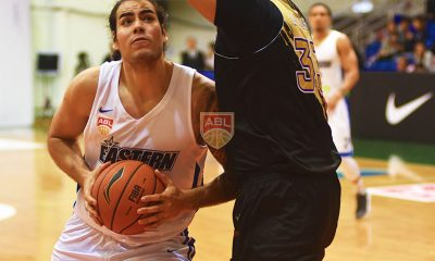 Tiebreaker Times Christian Standhardinger takes back seat as Hong Kong teammates make history ABL Basketball News  Tyler Lamb Marcus Elliott Hong Kong Eastern Long Lions Frederick Fish CLS Knights Christian Standhardinger Brian Williams Biboy Enguio 2017-18 ABL Season