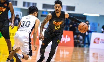 Tiebreaker Times Fil-Am Mikey Williams impresses in Saigon debut ABL Basketball News  Saigon Heat Michael Williams 2017-18 ABL Season