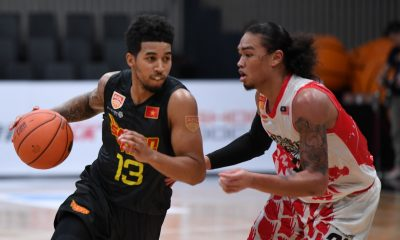 Philippine Sports News - Tiebreaker Times Mikey Williams, Saigon send Joshua Munzon, Westsports Malaysia to brink of elimination ABL Basketball News  Westsports Malaysia Dragons Saigon Heat Moses Morgan Michael Williams Maxie Esho Joshua Munzon Jawhar Purdy Chris Eversley Bryan Davis Akeem Scott 2017-18 ABL Season