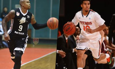 Tiebreaker Times Formosa's James Forrester out for season; Saigon adds Fil-Am Michael Williams ABL Basketball News  Saigon Heat Michael Williams James Forrester Formosa Dreamers 2017-18 ABL Season