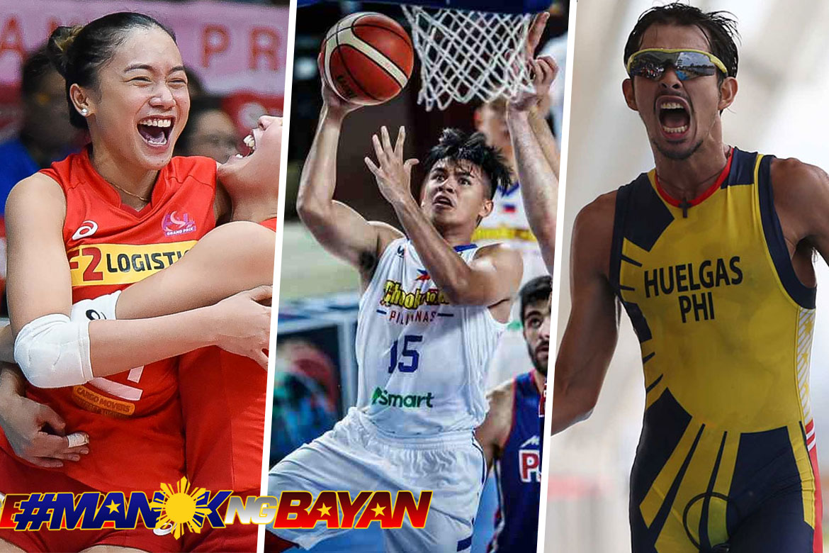Philippine Sports News - Tiebreaker Times Best of 2017: Chooks-to-Go's Manok ng Bayan mission Basketball Branded Content Gilas Pilipinas PSL Triathlon Volleyball  Ronald Mascarinas Nikko Huelgas Chooks-to-Go Pilipinas Chooks-to-Go 2018 PSL Grand Prix 2017 SEA Games - Basketball 2017 PSL Grand Prix 2017 FIBA Asia Champions Cup