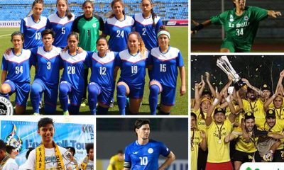 Philippine Sports News - Tiebreaker Times SMART Sports' Best of 2017: Banner year for Filipinas, Ceres-Negros ADMU DLSU Football PFL Philippine Azkals Philippine Malditas UAAP  UAAP Season 79 Women's Football UAAP Season 79 Men's Football Sara Castaneda Risto Vidakovic Nonong Araneta Jarvey Gayoso Global-Cebu FC DLSU Women's Football Ceres-Negros FC Buda Bautista Ateneo Men's Football Akbar Nawas 2017 PFL Season