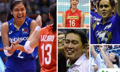 Philippine Sports News - Tiebreaker Times SMART Sports' Best of 2017: Despite all the politics, volleyball will find a way ADMU AU DLSU NCAA PSL PVL SSC-R UAAP Volleyball  UAAP Season 80 Women's Beach Volleyball UAAP Season 79 Women's Volleyball UAAP Season 79 Men's Volleyball San Sebastian Women's Volleyball Ramil De Jesus Pocari Sweat Lady Warriors Oliver Almadro Grethcel Soltones F2 Logistics Cargo Movers DLSU Women's Volleyball Cignal HD Spikers Cherry Rondina Bali Pure Purest Water Defenders Ateneo Men's Volleyball Arellano Women's Volleyball 2017 PVL Seaosn 2017 PVL Men's Reinforced Conference 2017 PVL Men's Open Conference 2017 PVL Men's Collegiate Conference 2017 PSL Season 2017 PSL Grand Prix 2017 PSL Beach Volleyball Challenge Cup 2017 PSL All Filipino Conference