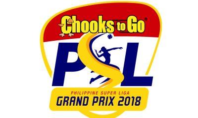 Tiebreaker Times Chooks-to-Go renews partnership with PSL News PSL Volleyball  Ronald Mascarinas 2018 PSL Season 2018 PSL Grand Prix