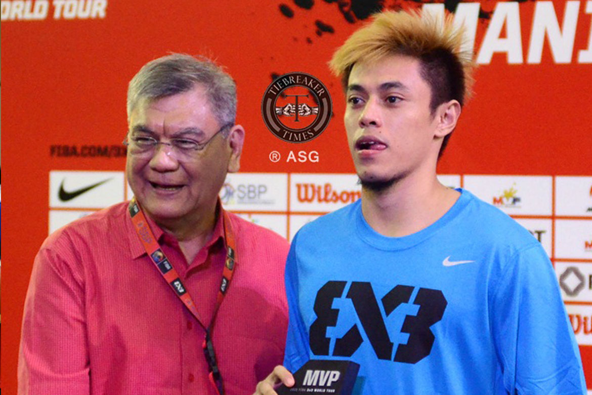 Tiebreaker Times Terrence Romeo invited to join Pilipinas 3x3 for World Cup 2018 FIBA 3X3 World Cup 3x3 Basketball Gilas Pilipinas News  Terrence Romeo Sonny Barrios