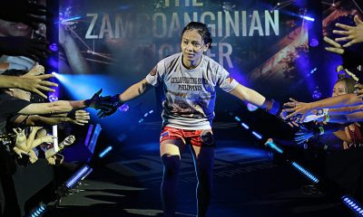 Philippine Sports News - Tiebreaker Times Jomary Torres pays tribute to mentor Rene Catalan Mixed Martial Arts News ONE Championship  ONE: Global Heroes Jomary Torres