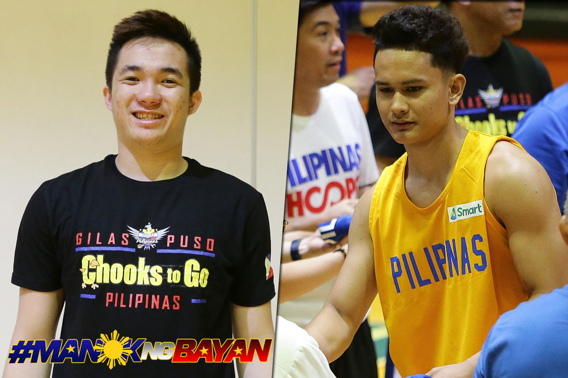 Philippine Sports News - Tiebreaker Times Paul Desiderio, Juan Gomez de Liano carry UP to Gilas Basketball Gilas Pilipinas News UP  UP Men's Basketball Paul Desiderio Juan Gomez De Liano 2023 FIBA World Cup