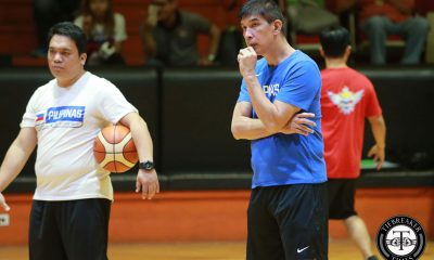 Philippine Sports News - Tiebreaker Times Jong Uichico calls for pool players to be complete as Gilas brace for Aussies Basketball Gilas Pilipinas News  Jong Uichico 2019 FIBA World Cup Qualifiers Group B 2019 FIBA World Cup Qualifiers