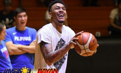 Tiebreaker Times GAB chief Mitra hopes Calvin Abueva 'tames down' once cleared Basketball News PBA  Philippine Sportswriters Association Forum PBA Season 45 Games and Amusement Board Calvin Abueva Baham Mitra