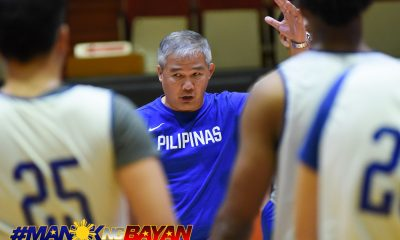 Tiebreaker Times Chot Reyes stands firm: 'I have never given instructions to hurt' 2019 FIBA World Cup Qualifiers Basketball Gilas Pilipinas News  Gilas Elite Chot Reyes 2019 FIBA World Cup Qualifiers