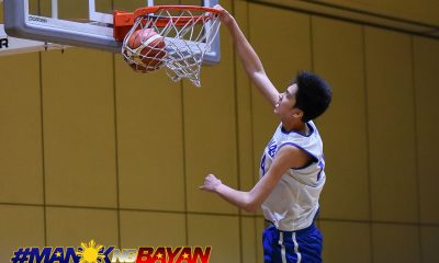 Tiebreaker Times Kai Sotto is fulfilling dad Ervin's Gilas dream 2019 FIBA World Cup Qualifiers Basketball Gilas Pilipinas News  Kai Sotto Ervin Sotto 2019 FIBA World Cup Qualifiers