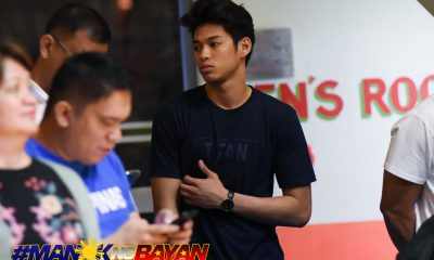 Tiebreaker Times Ricci Rivero tells Gilas that he's been cleared to join cadets Basketball DLSU Gilas Pilipinas News  Ricci Rivero Chot Reyes 2023 FIBA World Cup