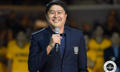 Tiebreaker Times Duremdes to MPBL players: Be strong mentally during wait Basketball MPBL News  Kenneth Duremdes 2019-20 MPBL Lakan Cup