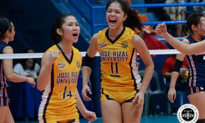 Philippine Sports News - Tiebreaker Times Arellano Lady Chiefs core, Shola Alvarez join Tacloban in PVL News PVL Volleyball  Vira Guillema Tacloban Fighting Warays Shola Alvarez Seth Rodriguez Regine Arocha Patcharee Sangmuang Nes Pamilar Mary Anne Esguerra Kyle Negrito Judith Abil Jovielyn Prado Eunice Galang 2018 PVL Season 2018 PVL Reinforced Conference