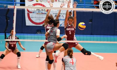 Tiebreaker Times Lady Altas gift Macky Carino first win, sweep Lady Pirates LPU NCAA News UPHSD Volleyball  Perpetual Women's Volleyball Necelle Gual NCAA Season 93 Women's Volleyball NCAA Season 93 Michael Carino Marijo Medalla Lyceum Women's Volleyball Lourdes Clemente Emil Lontoc Christine Miralles