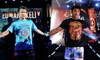 Tiebreaker Times Edward Kelly calls on brother Eric to join Team Lakay once more Mixed Martial Arts News ONE Championship  Team Lakay Eric Kelly Edward Kelly