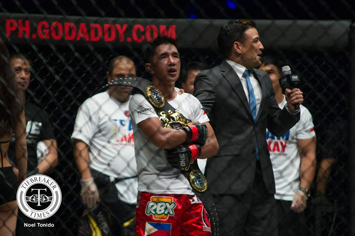 Gravity Eustaquio gets sweet revenge in ONE Championship