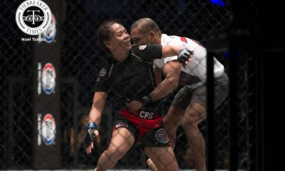 Philippine Sports News - Tiebreaker Times Jomary Torres KOs April Osenio; Edward Kelly scores fastest KO in ONE FW history Mixed Martial Arts News ONE Championship  Zhang Ze Hao Rajinder Meena ONE: Global Heroes Meas Meul Jomary Torres Edward Kelly Eddey Kalai April Osenio Adrian Matheis