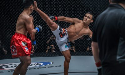 Tiebreaker Times Kairat Akhmetov looks to put decisive end to rivalry with Geje Eustaquio Mixed Martial Arts News ONE Championship  ONE: Global Heroes Kairat Akhmetov Geje Eustaquio