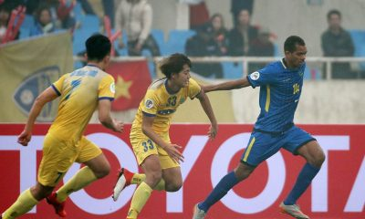 Tiebreaker Times Global-Cebu succumbs to Thanh Hoa in AFC Cup opener AFC Cup Football News PFL  Patrick Deyto Marjo Allado Global-Cebu FC FLC Thanh Hoa 2018 AFC Cup