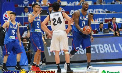 Philippine Sports News - Tiebreaker Times Some sense of relief for heavily-scrutinized Andray Blatche 2019 FIBA World Cup Qualifiers Basketball Gilas Pilipinas News  Chot Reyes Andray Blatche 2019 FIBA World Cup Qualifiers 2019 FIBA World Cup Asian Qualifiers