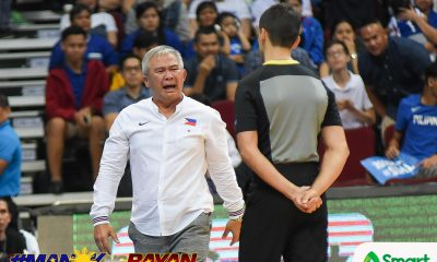 Tiebreaker Times Chot Reyes steps aside as Gilas coach Basketball Gilas Pilipinas News  Gilas Elite Chot Reyes