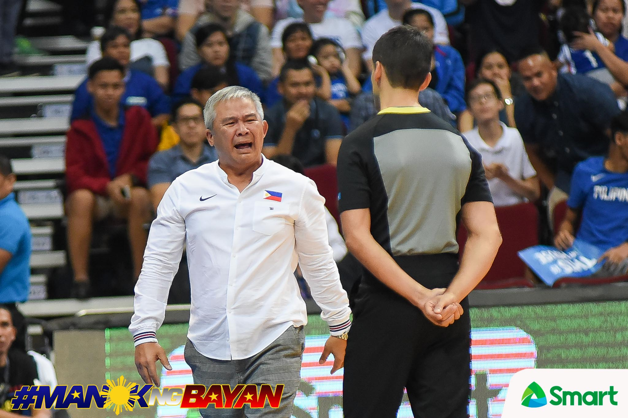 Tiebreaker Times Mark Dickel disagrees with Chot Reyes: 'Gilas coach should be most qualified' Basketball Gilas Pilipinas News  Mark Dickel Hoop Coaches International Webinar Gilas Pilipinas Men Chot Reyes