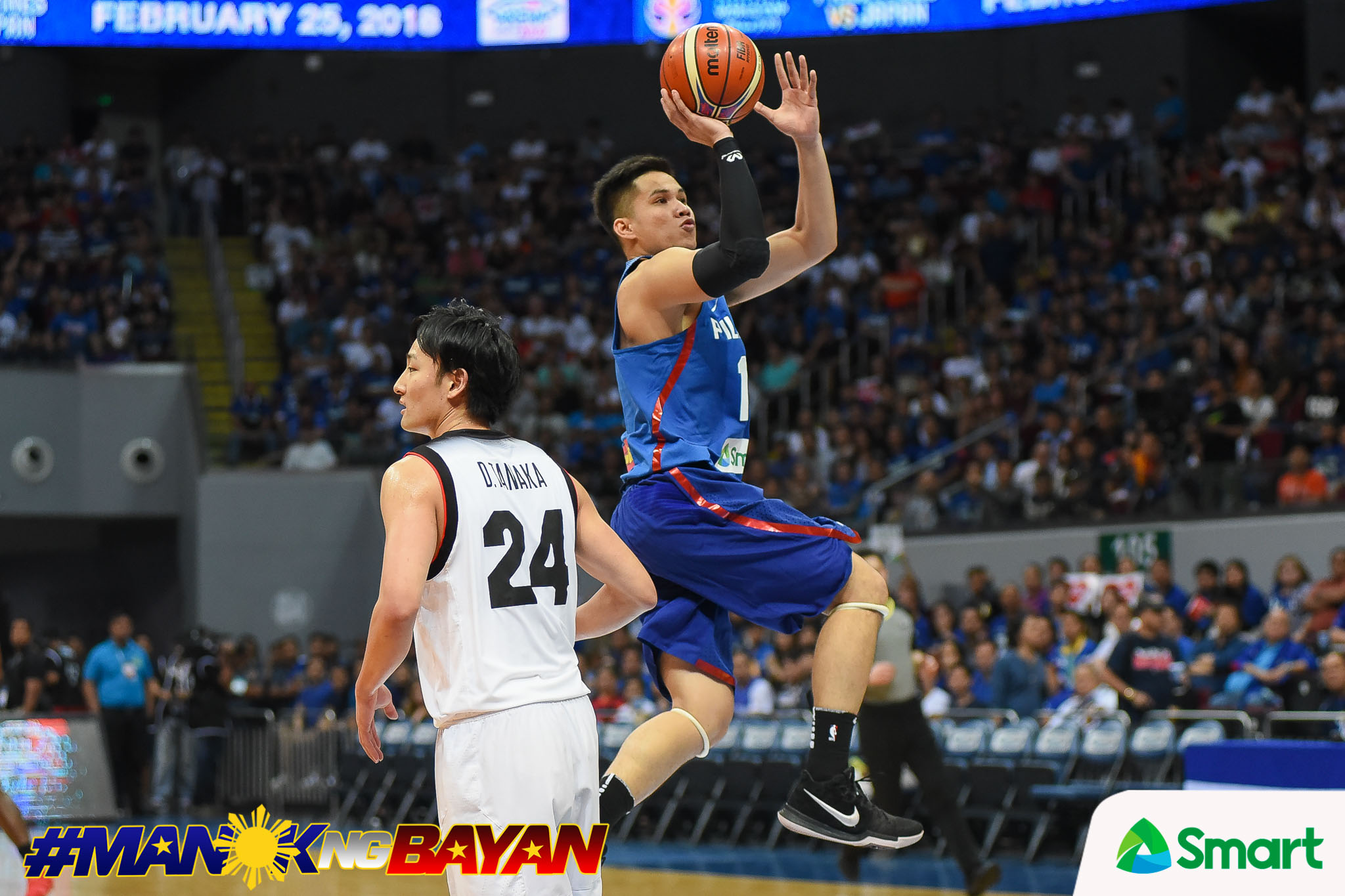 2018-FIBA-WCQ-PHI-vs.-JPN-Pogoy-6190 Hoop Nut: Pogoy vs Wright is the next great PBA rivalry Bandwagon Wire Basketball PBA  - philippine sports news